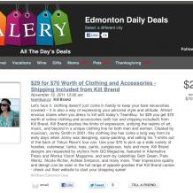National Canadian Daily Deal